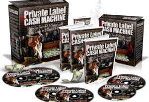 Private label money machine, separate MRR LICENSE included